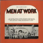 Click here for more info about 'Various-Folk - Men At Work - Topic Sampler Of Folk Songs Number 3 - Red Sleeve'