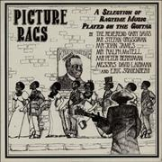 Click here for more info about 'Various-Folk - Picture Rags'