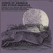 Click here for more info about 'Various-Folk - Songs Of Animals And Other Marvels'