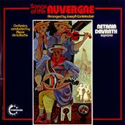 Click here for more info about 'Various-Folk - Songs of the Auvergne'