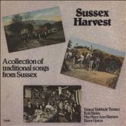 Click here for more info about 'Various-Folk - Sussex Harvest'