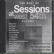 Click here for more info about 'Various-Folk - The Best Of Sessions At West 54th - Vol 1'