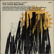 Click here for more info about 'Various-Folk - The Child Ballads No. 1'
