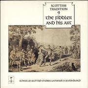 Various-Folk The Fiddler And His Art UK vinyl LP