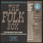 Click here for more info about 'Various-Folk - The Folk Box'