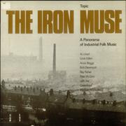 Click here for more info about 'Various-Folk - The Iron Muse - 2nd + Insert'