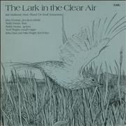 Various-Folk The Lark In The Clear Air UK vinyl LP