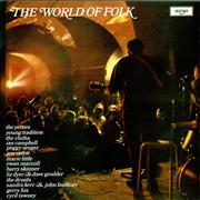 Click here for more info about 'Various-Folk - The World Of Folk'