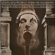 Click here for more info about 'Various-Folk - Where The Guitar Is King'