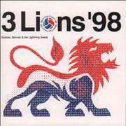 Click here for more info about 'Various-Football & Sport - 3 Lions '98'