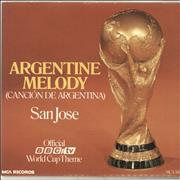 Click here for more info about 'Various-Football & Sport - Argentine Melody + Sleeve'