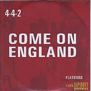 Click here for more info about 'Various-Football & Sport - Come On England'