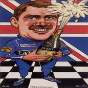 Click here for more info about 'Various-Cars & Motor Sports - F-1 Driver Series Vol. 3: Nigel Mansell'