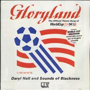 Click here for more info about 'Various-Football & Sport - Gloryland - Pic Disc & Game Schedule - Sealed'