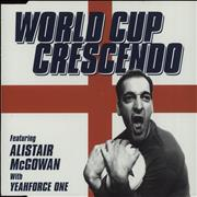 Click here for more info about 'Various-Football & Sport - World Cup Crescendo'