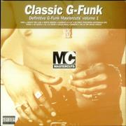 Click here for more info about 'Various-Hip Hop & Rap - Classic G-Funk Mastercuts Volume 1'
