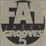Click here for more info about 'Various-Hip Hop & Rap - Fat Jazzy Grooves 5'