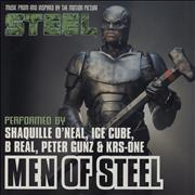 Click here for more info about 'Various-Hip Hop & Rap - Men Of Steel'