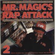 Click here for more info about 'Various-Hip Hop & Rap - Mr. Magic's Rap Attack Volume 2'
