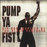 Click here for more info about 'Various-Hip Hop & Rap - Pump Ya Fist: Hip Hop Inspired By the Black Panthers'