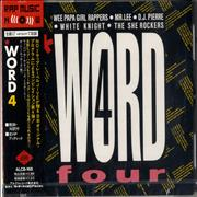 Click here for more info about 'Various-Hip Hop & Rap - Word 4'