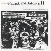 Click here for more info about 'Various-Indie - 4 Band Meltdown'