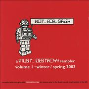 Click here for more info about 'Various-Indie - A Must... Destroy!! Sampler Volume 1: Winter/Spring 2003'