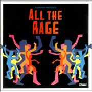 Click here for more info about 'Various-Indie - All The Rage [10