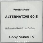 Click here for more info about 'Various-Indie - Alternative 90's'
