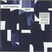 Click here for more info about 'Various-Indie - Continental Drift - Blue & White Vinyl'