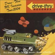 Click here for more info about 'Various-Indie - Drive-Thru UK Invasion Tour 2004 - Yellow vinyl'