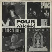 Click here for more info about 'Various-Indie - Four For The Asking'