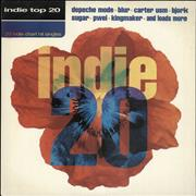 Click here for more info about 'Various-Indie - Indie Top 20 - Volume 12'