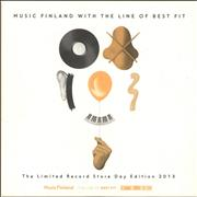 Click here for more info about 'Music Finland With The Line Of Best Fit'