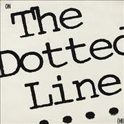 Click here for more info about 'Various-Indie - On The Dotted Line [Here]'