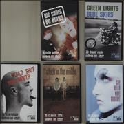 Click here for more info about 'Various-Indie - Quantity of Five Uncut Masters DVDs'