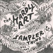 Click here for more info about 'Various-Indie - The Hardly Art Sampler Thing: Vol. 1'