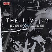 Click here for more info about 'Various-Indie - The Live CD - The Best Of Xfm Sessions 2004'