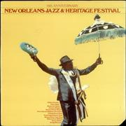 Click here for more info about 'Various-Jazz - 10th Anniversary New Orleans Jazz & Heritage Festival'