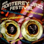Click here for more info about 'Various-Jazz - 1959 Monterey Jazz Festival'