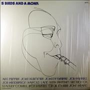 Click here for more info about 'Various-Jazz - 5 Birds And A Monk'