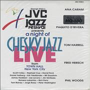 Click here for more info about 'Various-Jazz - A Night Of Chesky Jazz - 180gm - Sealed'