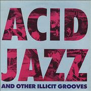 Click here for more info about 'Various-Jazz - Acid Jazz & Other Illicit Grooves'