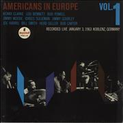 Click here for more info about 'Various-Jazz - Americans In Europe, Vol. 1'