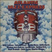 Click here for more info about 'Various-Jazz - Atlantic Jazz-Express'