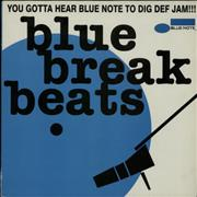 Click here for more info about 'Various-Jazz - Blue Break Beats'
