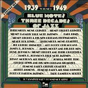 Click here for more info about 'Various-Jazz - Blue Note's Three Decades Of Jazz - 1939 To 1949 - Vol. 1'