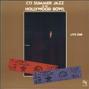 Click here for more info about 'CTI Summer Jazz At The Hollywood Bowl Live One'