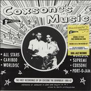 Click here for more info about 'Various-Reggae & Ska - Coxsone's Music (The First Recordings Of Sir Coxsone The Downbeat 1960-62)'