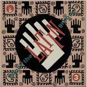 Various-Jazz Dance The Latin Groove Volume 3 UK vinyl LP